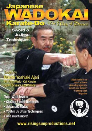 Wado Ryu Karate  Sword Ju Jitsu and Advanced Kata