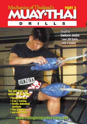 Muay Thai Drills Part  #3
