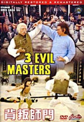 3 Evil Masters