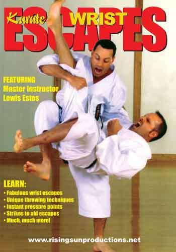 Karate Wrist Escapes ( Download )