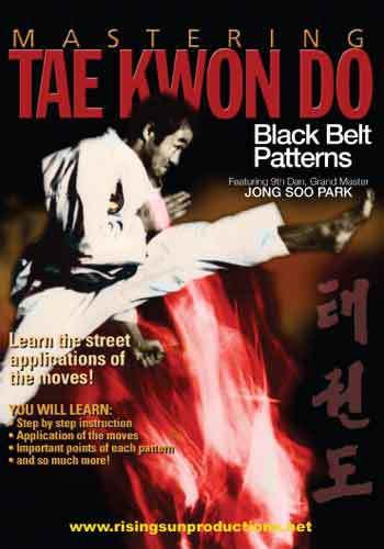 Mastering Tae Kwon Do Black Belt Patterns (Video Download)