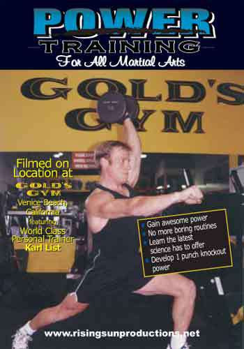 Power Training for Martial Arts (VideoDownload)