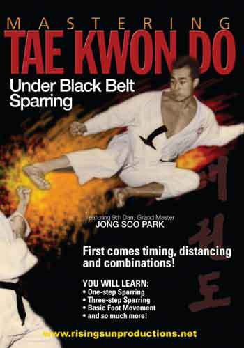 Mastering Tae Kwon Do Under Black Belt Sparring ( Download )