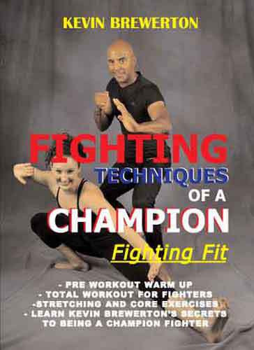 Fighting Techniques of a Champion Fighting Fit (Video Download)