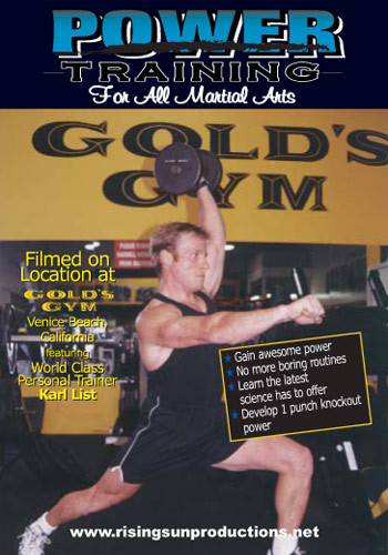 Martial Fitness – Karl List  Box Set ( 2 DVDs )