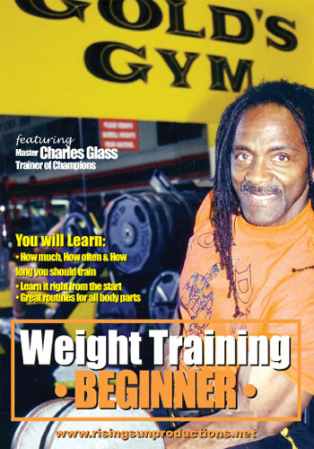 Weights – Charles Glass Box Set ( 3 DVDs )