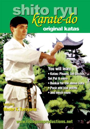 Shito Ryu – Master Tomiyama 3 DVD Set