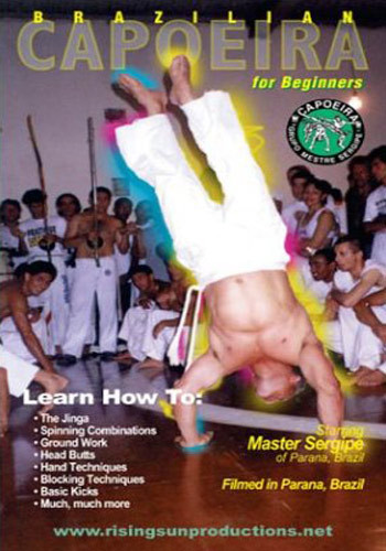 Capoeira 2 DVD Set
