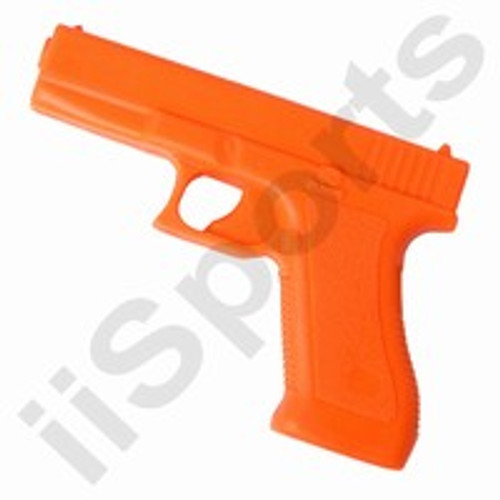 Rubber Compact 17 Training Gun Orange USA
