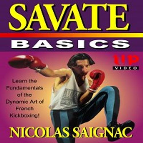Savate #1 Basics French Kickboxing DVD Saignac