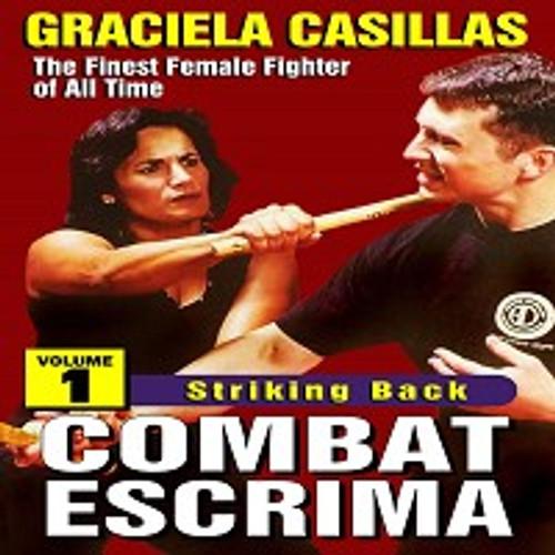 Combat Escrima #1 Women FMA DVD Casillas