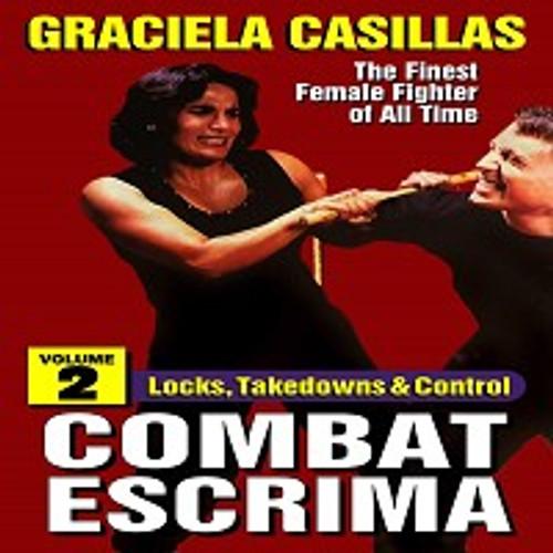 Combat Escrima #2 Women FMA DVD Casillas