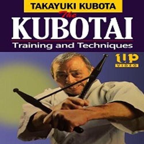 Kubotai Training & Techniques DVD Kubota