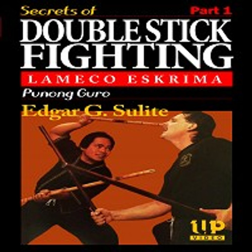 Secrets Double Stick Fighting #1 DVD Sulite