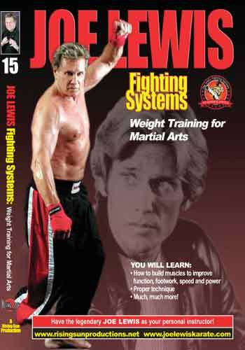 Joe Lewis - Weight Training for Martial Arts ( Download )