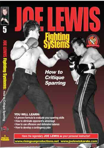 Joe Lewis - How to Critique Sparring ( Download )