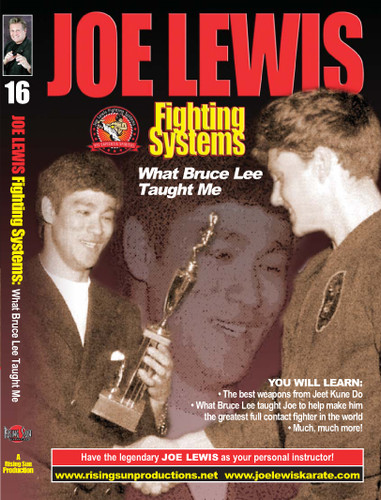Joe Lewis 4th of July Box set Special w/ FREE BOOK and FREE Shipping! (18 DVDs)