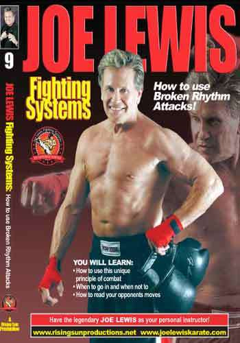 Joe Lewis - How to use Broken Rhythm Attacks ( Download )