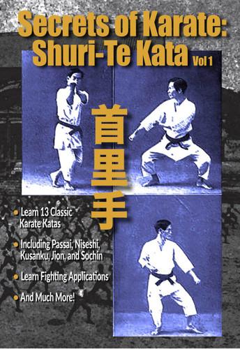 Secrets of Karate Vol 1: Shuri-Te Kata ( Download )