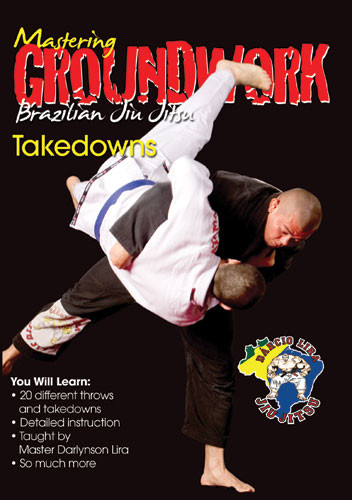 Mastering Groundwork #8 Throws and Takedowns ( Download )