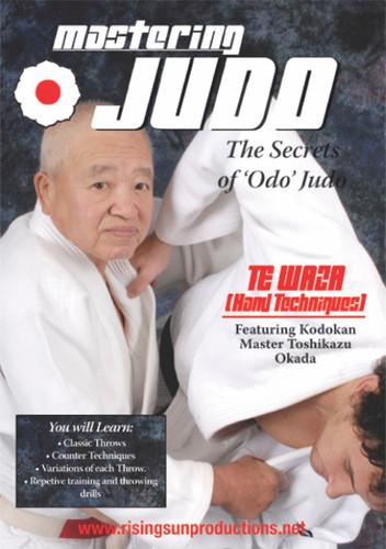 Mastering Judo Te Waza Hand Techniques dL