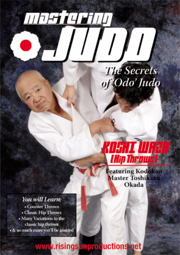 Mastering Judo Koshi Waza Hip Techniques dL