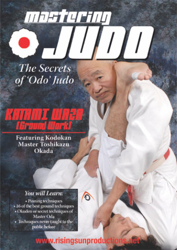 Mastering Judo Katami Waza Ground Work dL