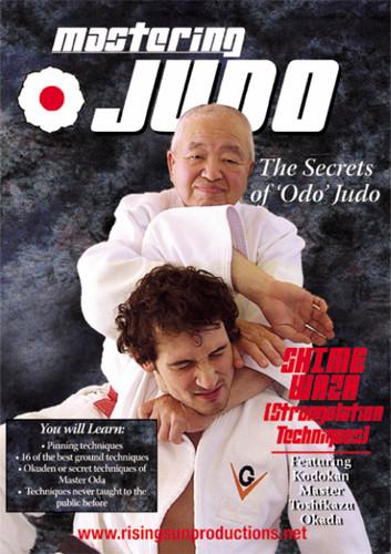 Mastering Judo Shime Waza Ground Work dL