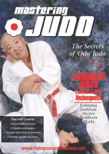Mastering Judo Kensetsu Waza Joint Locking Techniques ( Download )