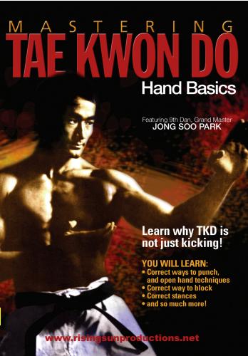 Mastering Tae Kwon Do Hand Basics dL