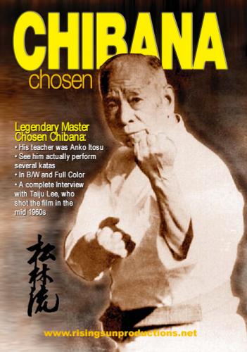 Chosen Chibana Shorin Ryu dL