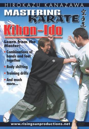 Mastering Karate – Kanazawa #3 Kihon Ido dL