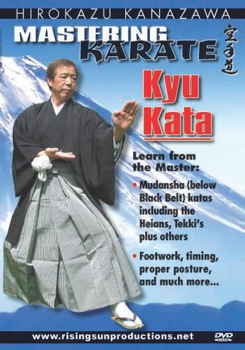 Mastering Karate – Kanazawa #4 Kyu Kata ( Download )