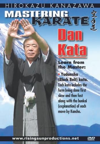 Mastering Karate – Kanazawa #5 Dan Kata ( Download )