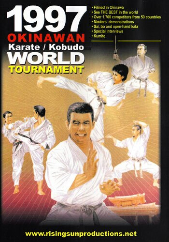 1997 Okinawan Karate Kobudo World Tournament ( Download )