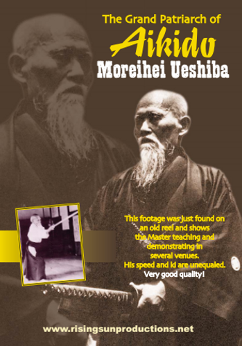 Aikidos Morehei Ueshiba (Video Download)