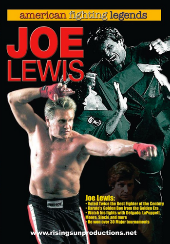 Joe Lewis an American Fighting Legend ( Download )