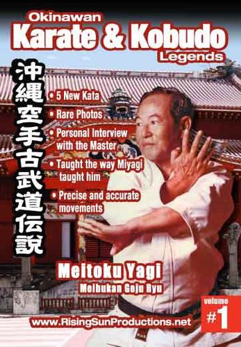 Meitoku Yagi Meibukan Goju Ryu (Video Download)