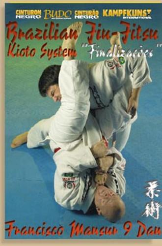 Brazilian Jiu-Jitsu Kioto System Francisco Mansur: Submissions (Video Download)