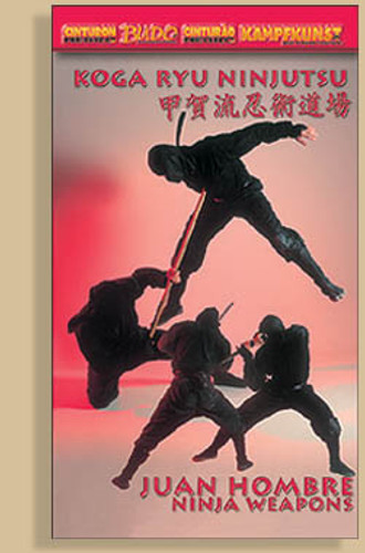 Koga Ryu Weapons (Video Download)