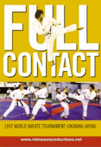 Full Contact 1997 World Karate Tournament (Okinawa Japan) ( Download )