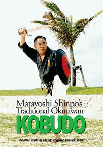 Matayoshi Shinpo's Traditional Okinawan Kobudo dL M-0023