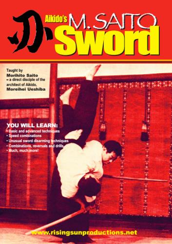 Aikido's M.Saito Sword ( Download )