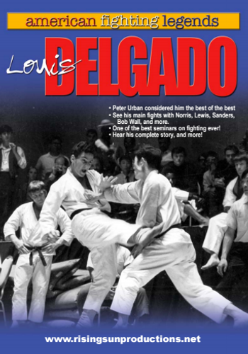 Louis Delgado Karate Legend ( Download )