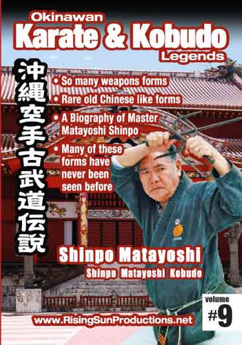 #9 OKKL Matayoshi Shinpo Matayoshi Kobudo (Download)