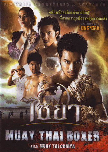Muay Thai Boxer ( Download )