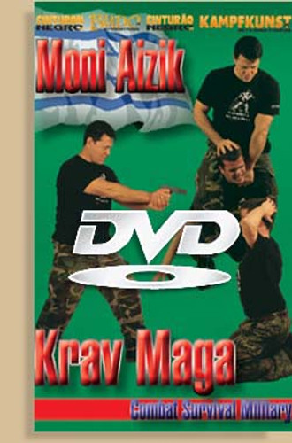 Krav Maga Commando Combat Survival Moni Aizik ( Download )