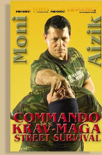 Krav Maga Commando Street Survival Moni Aizik (Download)