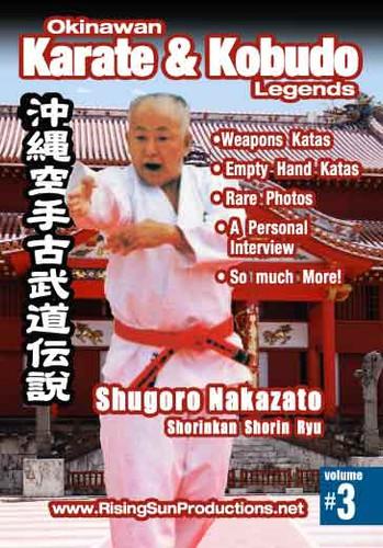 OKKL Shuguro Nakazato Shorin Kan Shorin Ryu Vol. 3 ( Download )