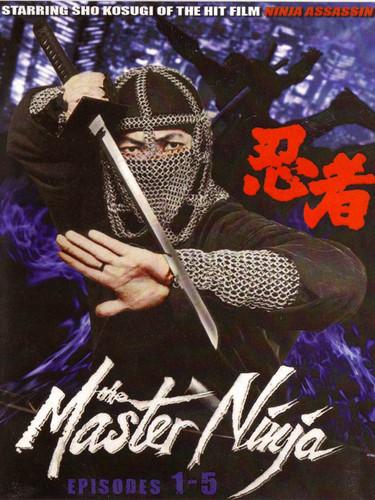 The Master Ninja 1-5 ( Download )